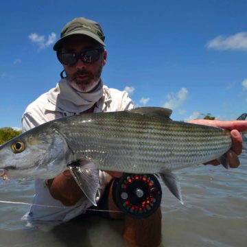 Crooked Island, Bonefishing, The Bahamas, Saltwater fishing