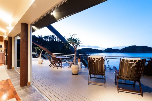 Cavalli Beach House, New Zealand, Bay of Islands