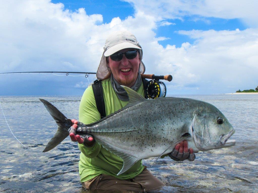 Seychelles alphonse island fishing report 22 to 27 for Seychelles fly fishing