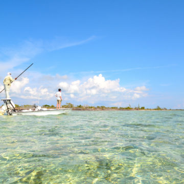 Crooked Island, Bonefishing, The Bahamas, Saltwater fishing