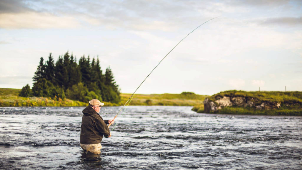 West Rangá, Iceland, Salmon Fishing, Iceland Fishing Guide