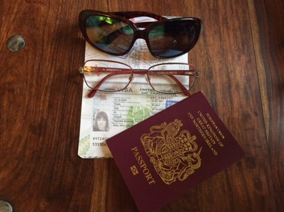 Travel tips Aardvark McLeod