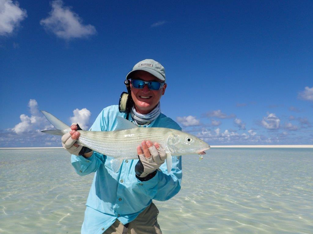 Seychelles alphonse island 39 s full array of species for Island fishing tackle