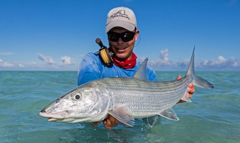 St Brandons atoll Mauritius fishing Aardvark McLeod