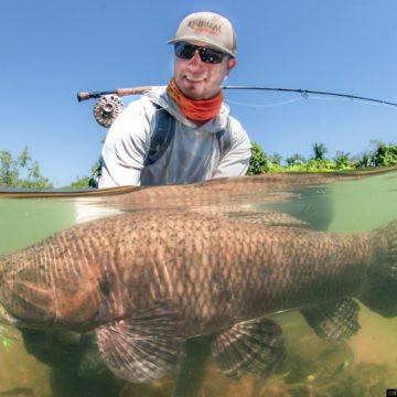 Peacock Bass, Aardvark McLeod, Amazon fishing, payara, jungle fishing, untamed angling, Kendjam, iriri river, vampire fish, yatorana, pacu, wolffish