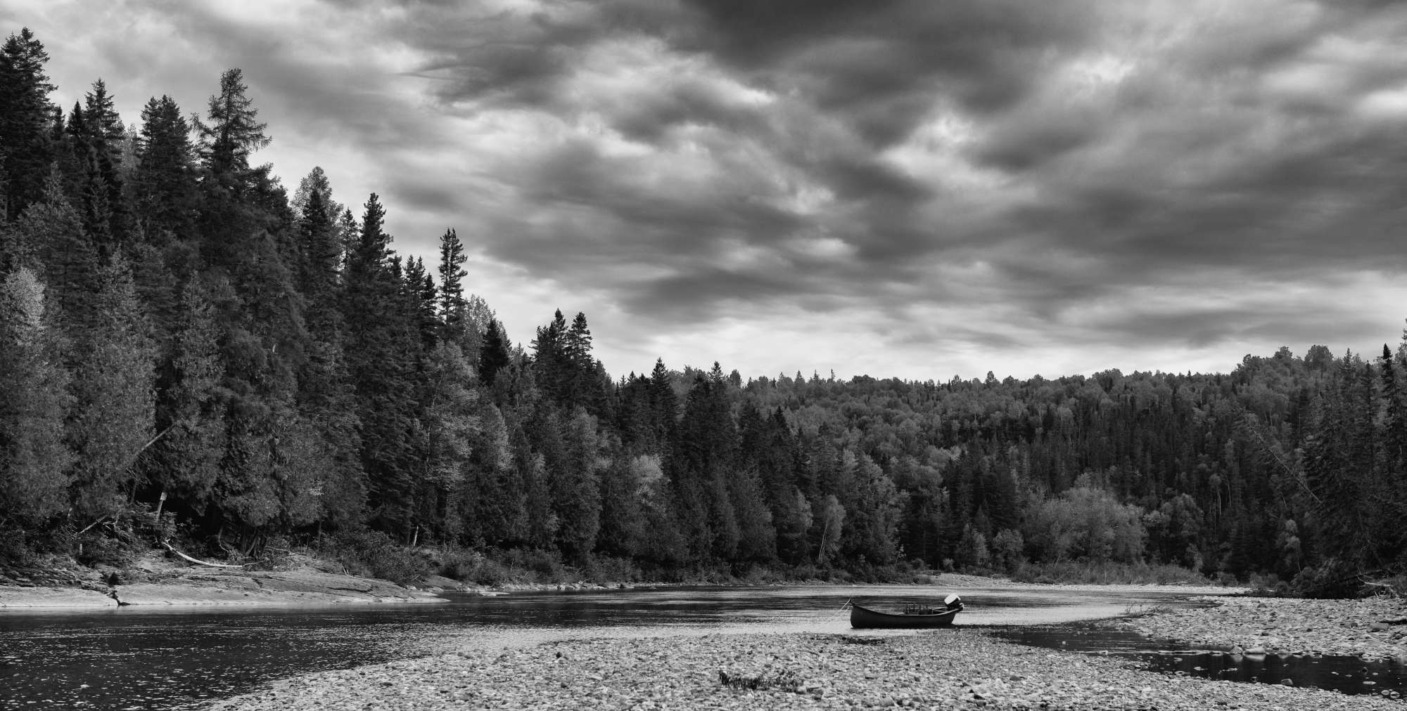Finest Atlantic Salmon fishing Camp Bonaventure & Salmon Lodge, Canada  TO07