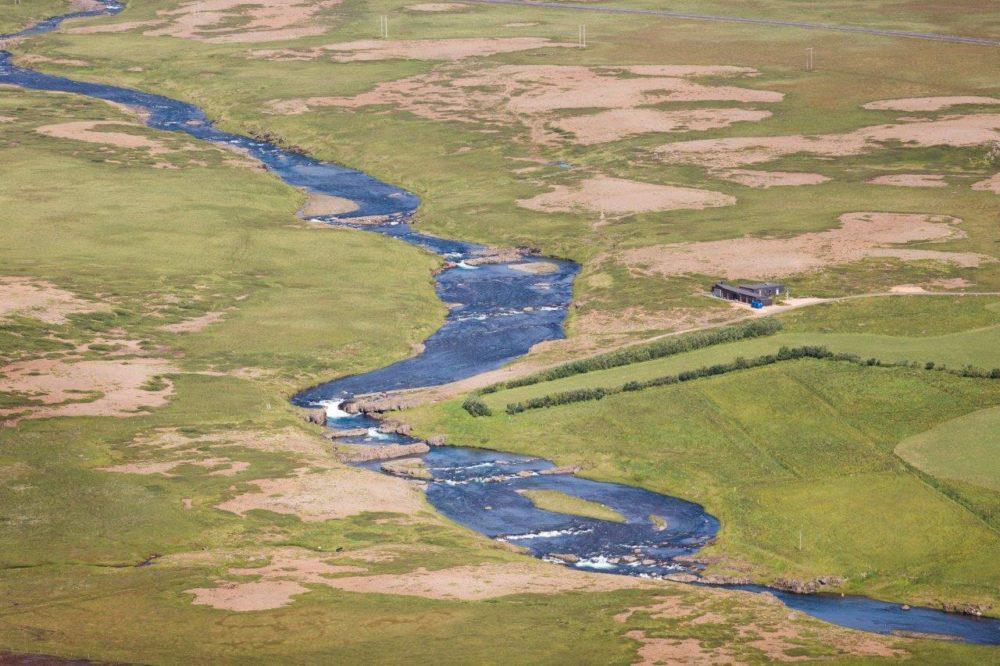 Straumfjardara Iceland, Salmon fishing Iceland, Aardvark McLeod Iceland