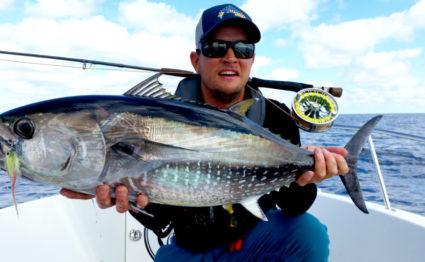 Bluefin Tuna on the Fly, BFT Guiding, France, Aardvark McLeod