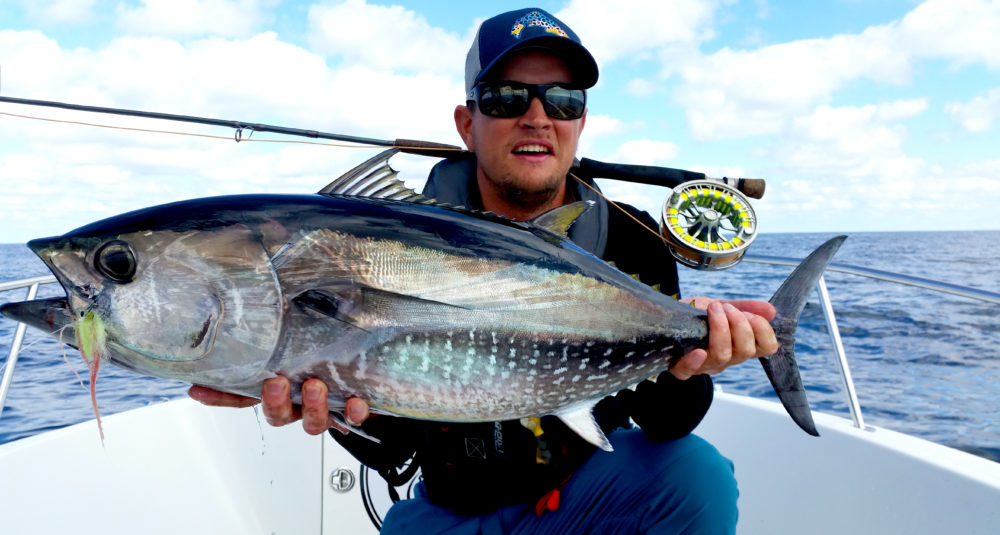 Bluefin Tuna on the Fly, BFT Guiding, France, Aardvark McLeod