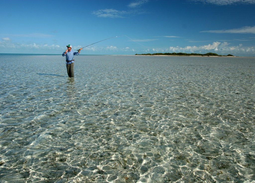 Andros Mothership, Experience Eleven, Fly Fishing Bahamas, bonefishing, Andros Island