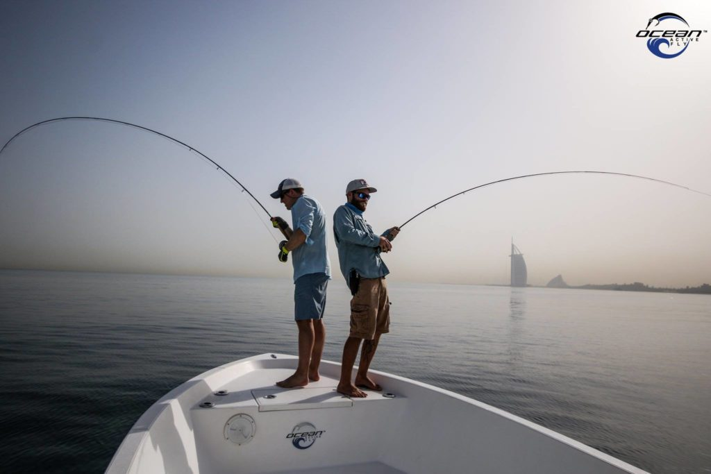 Dubai fishing, Dubai queenfish, Dubai fly fishing, Dubai stopover, Dubai holiday