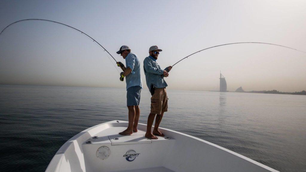 Dubai fishing, Dubai queenfish, Dubai fly fishing, Dubai stopover, Dubai holiday