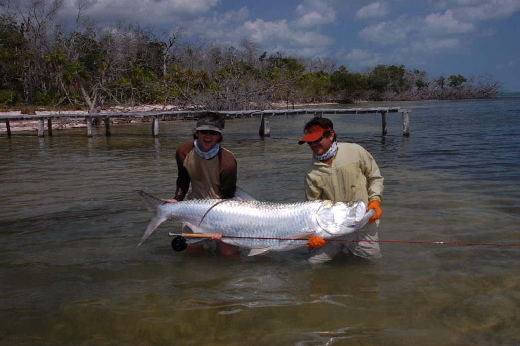 Isla Holbox Fly Fishing Lodge Mexico, Isla Holbox Mexico, Yucatan Peninsula Mexico, Tarpon fishing Mexico, Fishing Mexico, Alex Jardine Mexico, Aardvark McLeod Mexico