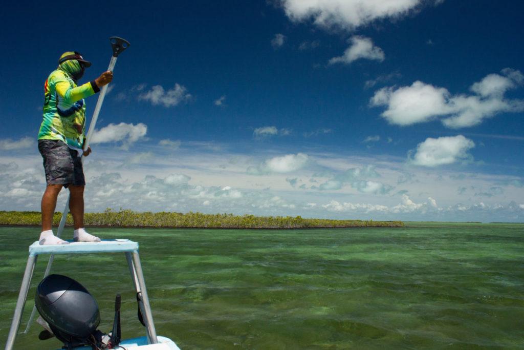 Punta Allen Fishing Club, Ascension Bay, Yucatan Peninsula, Fishing Mexico, Alex Jardine, Aardvark McLeod