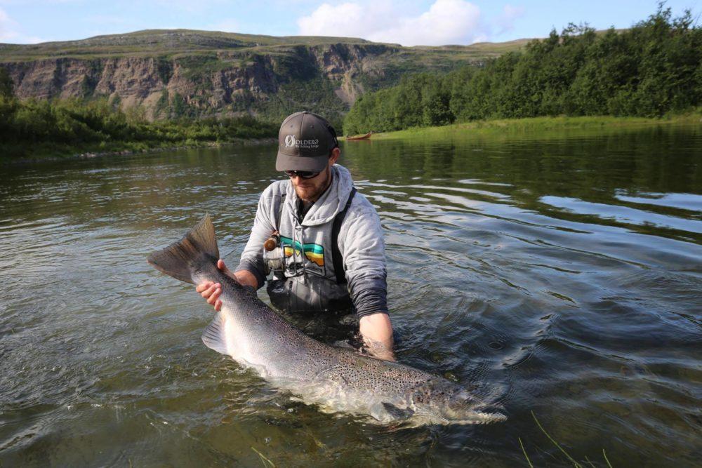 Oldero Lodge Norway, Norway, Salmon fishing Norway, Norway fishing guide
