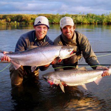Alaska West, fishing Alaska, fly fishing Alaska, silver salmon alaska, king salmon alaska, rainbow trout alaska, remote fishing alaska, aardvark mcleod