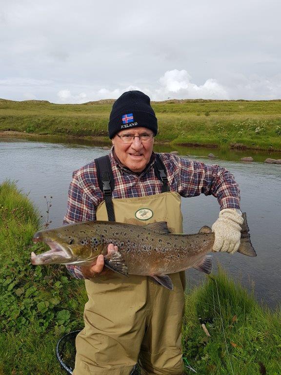 Atlantic Salmon, Langa, Iceland, Aardvark McLeod