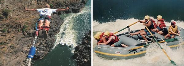 Zambia, Zambia Safari, Zambezi rafting, Zambezi bungee, Zambia holiday, Zimbabwe safari