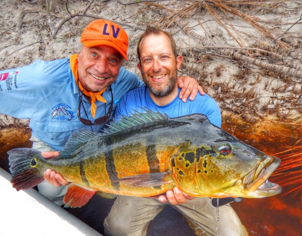 Brazil, fishing in Brazil, fishing Rio Marie, peacock bass, fishing for peacock bass, Aardvark McLeod