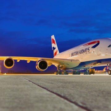 British Airways, Costa Rica, Aardvark McLeod