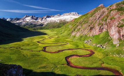 Fly Fishing, Spanish Pyrenees, Aardvark McLeod