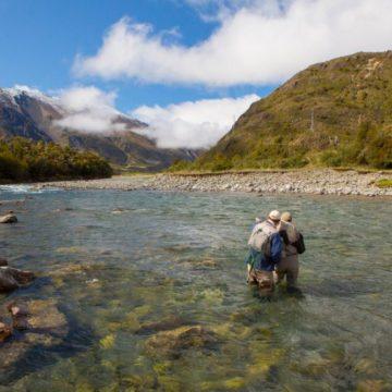 Fishing New Zealand, Owen River Lodge