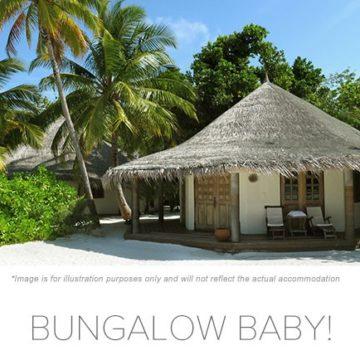 Kamalame Cay, Andros Island, The Bahmas, Beach Bungalow