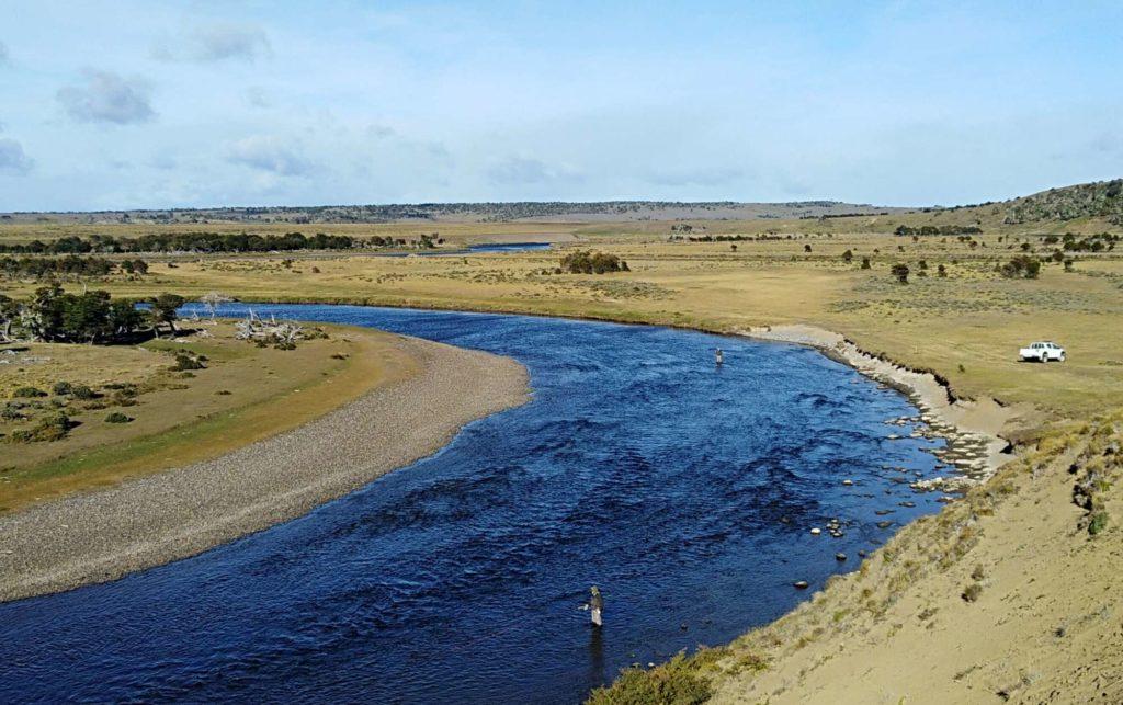 Chile, sea trout rio grande, cameron lodge, chile sea trout, Tierra del Fuego, fishing tdf, tdf, fishing chile, Chile Rio Grande, TDF sea trout