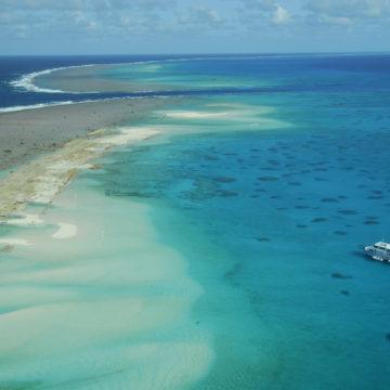 Nomad, Australia, Coral Sea, Aardvark McLeod