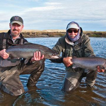 Villa Maria, Rio Grande, Aardvark McLeod, Tierra del Fuego, Estancia Maria Behety, fishing rio grande, kau tapen lodge, sea trout argentina, aurelia, tdf