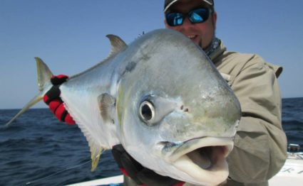 No Boundaries, Southern Oman, Aardvark McLeod, fishing in Oman, giant trevally, GT, milkfish, permit, queenfish