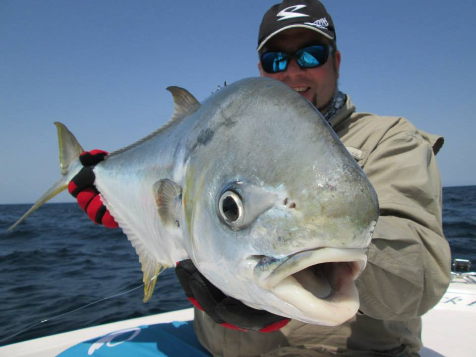 No Boundaries, Southern Oman, Aardvark McLeod, fishing in Oman, giant trevally, GT, milkfish, permit, queenfish