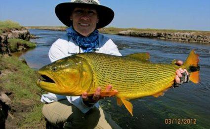 Pira Lodge, Argentina, Aardvark McLeod, golden dorado