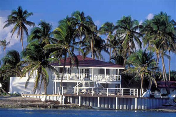 Turneffe Flats Lodge, Belize, Aardvark McLeod