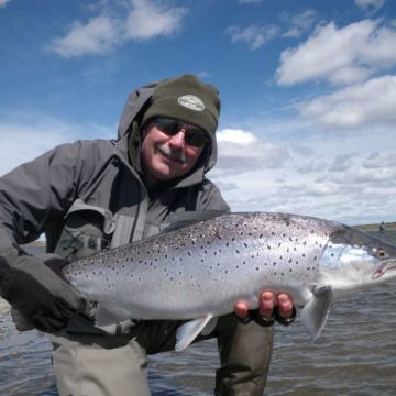 Aardvark McLeod, sea trout rio grande, Tierra del Fuego, sea trout fishing argentina, rio grande river, fishing, tdf, sea trout, TDF flies, Rio Grande flies, fishing Rio Grande Argentina, estancia maria behety, emb, la villa maria behety