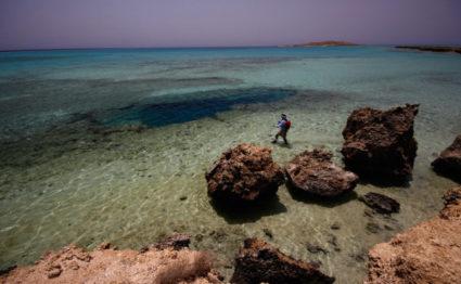 Nubian Flats, Sudan, Aardvark McLeod, fishing, triggerfish, GT, giant trevally, bluefin
