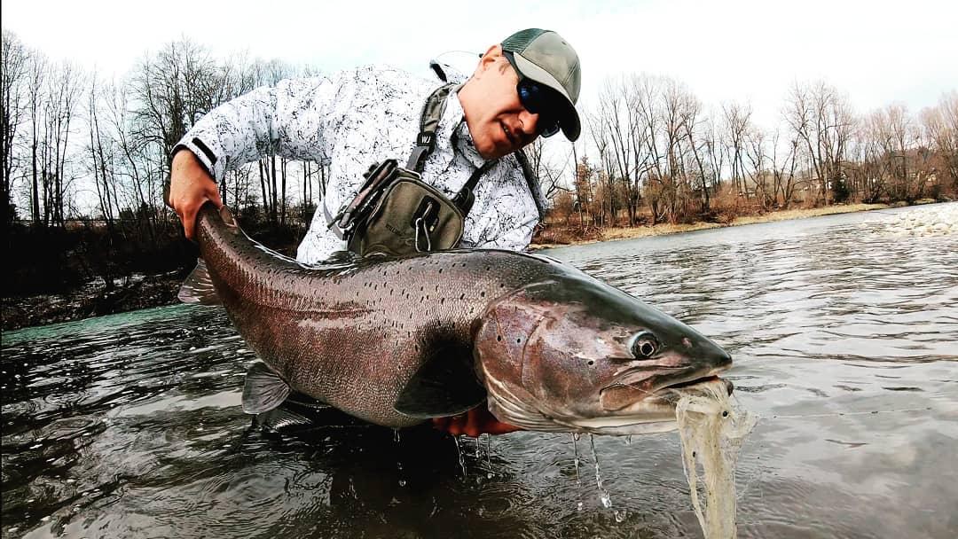 Slovenia, fly fishing Slovenia, hucho Slovenia, huchen Slovenia, danube salmon Slovenia, Fly Fishing Guide Slovenia