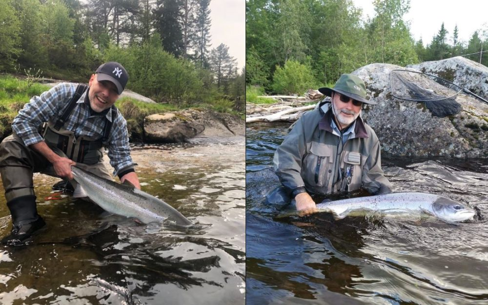 Aunan Lodge Norway, Norway, Salmon Fishing Norway, Orkla River Norway, Fly Fishing Norway, Aardvark McLeod Norway