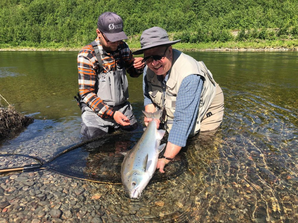 Oldero Lodge Norway, Norway, Salmon fishing Norway, Norway fishing guide