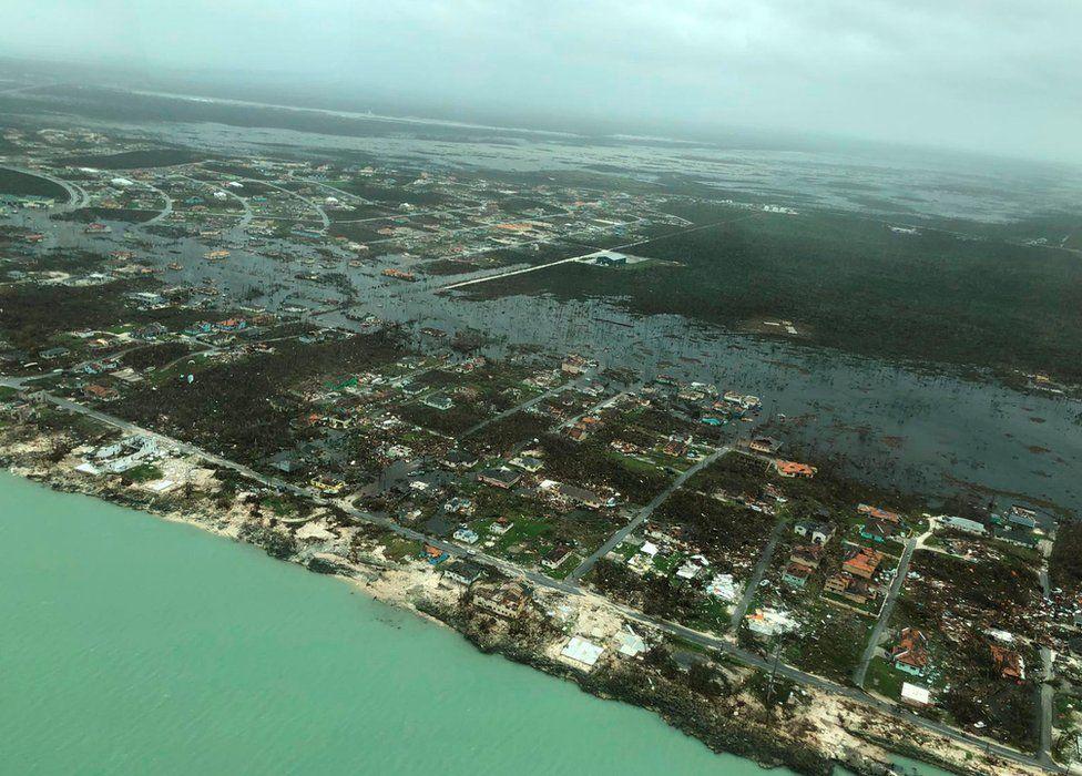 The Bahamas, Hurricane Dorian, Delphi Club, Abaco Lodge, Abaco Island