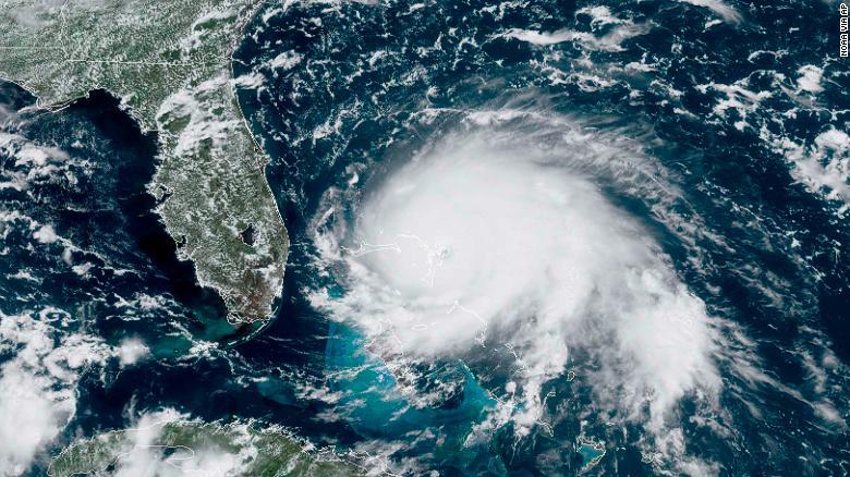 The Bahamas, Hurricane Dorian, Delphi Club, Abaco Island