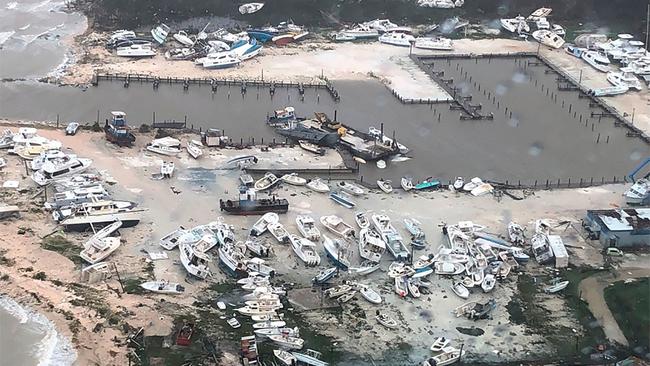 The Bahamas, Hurricane Dorian, Delphi Club, Abaco Lodge, Abaco Island, H2OBonefishing, Grand Bahama