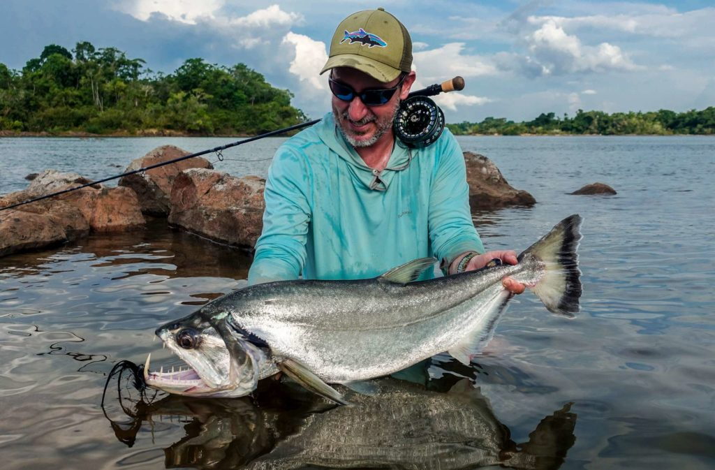 xingu river, payara fishing, fishing brazil, untamed angling, exploratory, aardvark mcleod
