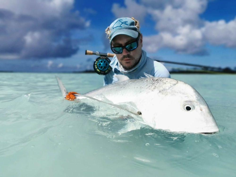 Astove atoll, Seychelles, fishing Astove, fishing in Seychelles, GTs, giant trevally, bonefish, triggerfish, permit, Aardvark McLeod
