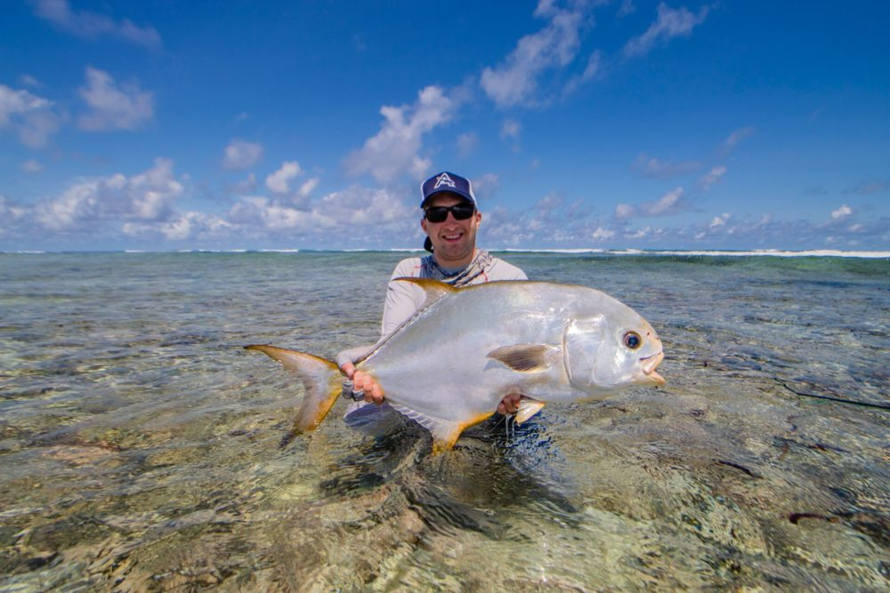 A'mani, Seychelles, fishing in Seychelles, permit, milkfish, GT, giant trevally, milkfish