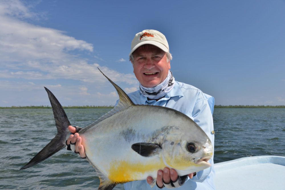 Belize, Permit, Aardvark McLeod