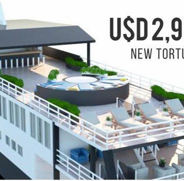 New La Tortuga, Cuba, Avalon, Aardvark McLeod