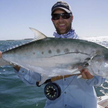 Fly Fishing Australia, Nomad Fishing Australia, Claremont Isles Australia, Fishing Guide Australia, Queenfish Australia, Peter Morse Australia, Great Fishing Adventures of Australia