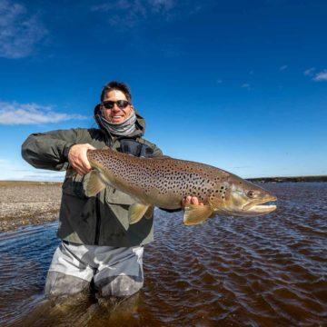 Kau Tapen, Sea Trout, Rio Grande, Aardvark McLeod