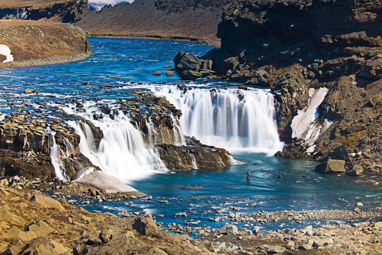 Kaldakvisl Iceland, char fishing Iceland, trout fishing Iceland, Fish Partner Iceland, Iceland